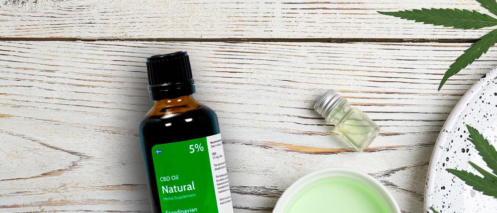 5% CBD Öl gegen Herpes und Fieberbläschen